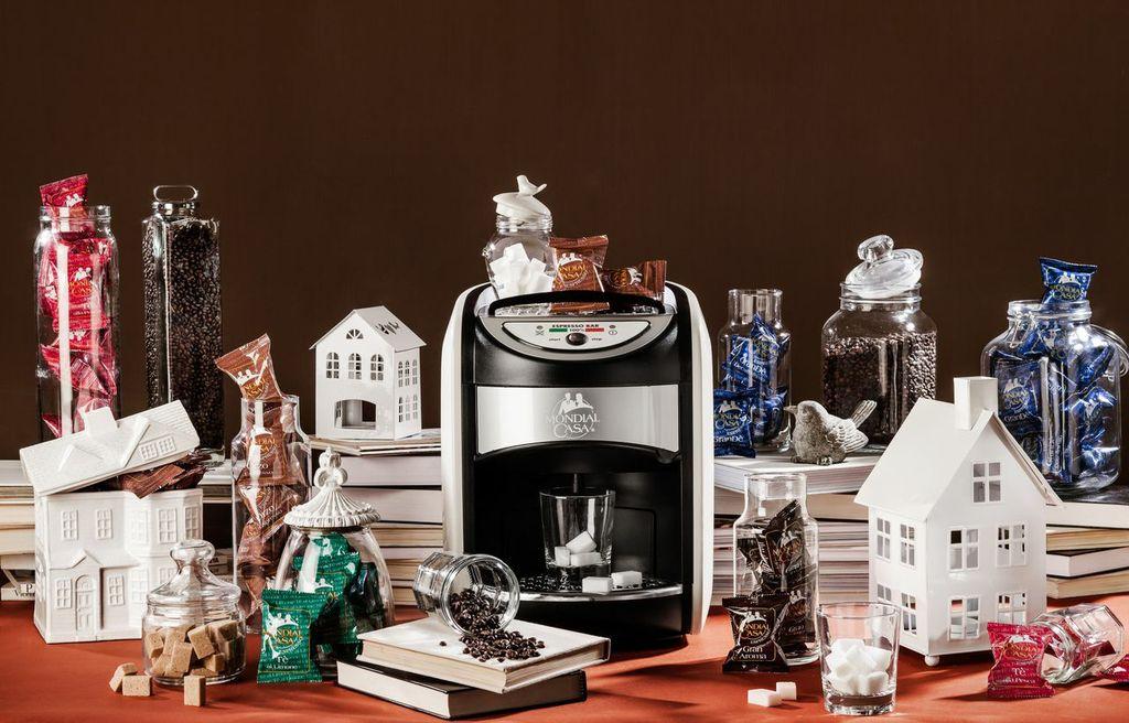 Breve storia del caff mondial casa - Asciugatrice mondial casa ...