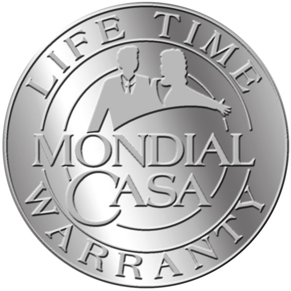 Garanzia Mondial Casa - Lifetime Warranty