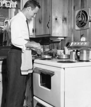 Italiani in cucina