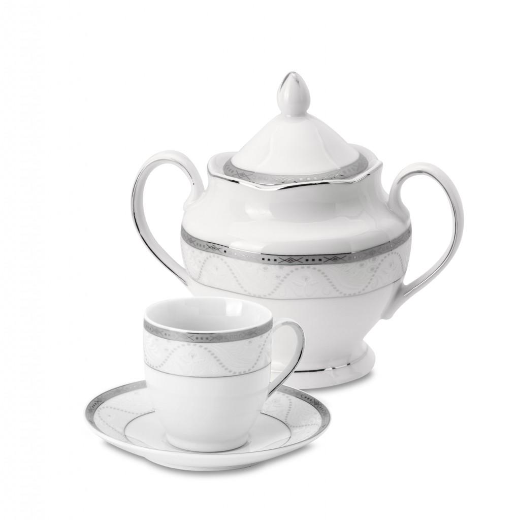 Servizio caff porcellana 15 pezzi g333pl mondial casa - Pentole mondial casa opinioni ...