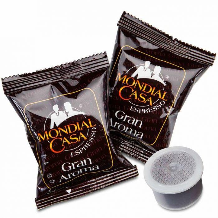 Capsule Caffè Mondial Casa - GranAroma