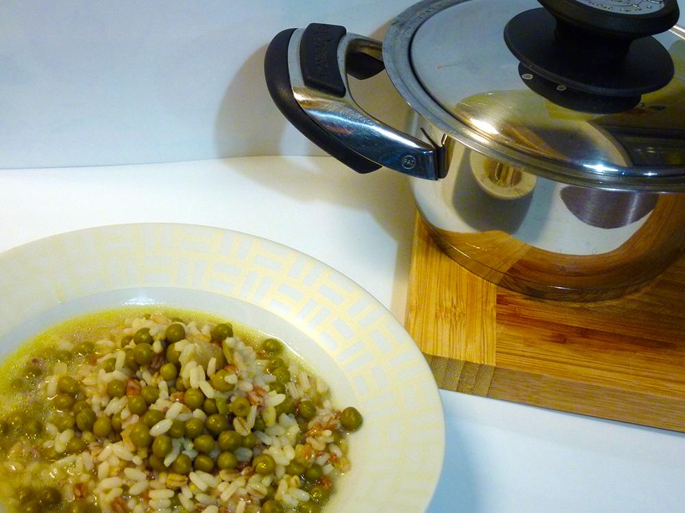 Minestra di cereali piselli e cipolla mondial casa - Pentole mondial casa opinioni ...