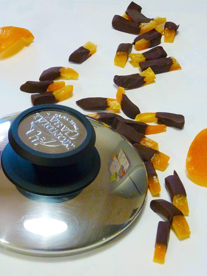 Bucce d arancia candite con metodo classico - Pentole mondial casa opinioni ...