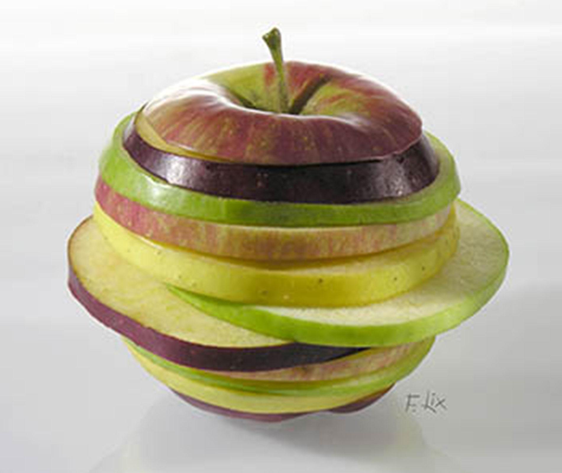 Una mela al giorno toglie il medico di torno meglio due - Pentole mondial casa opinioni ...