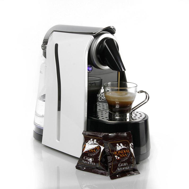 Macchina caff mondial casa - Macchina caffe professionale per casa ...